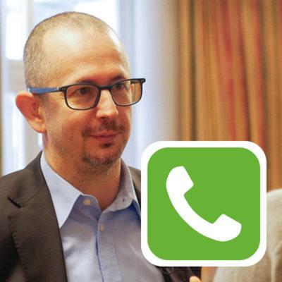 Telefonische Beratung Dr Martin Baxmann