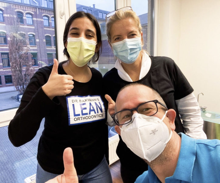 Dr Martin Baxmann Powerweek Kfo Fortbildung Lean Orthodontics Seminar Weiterbildung