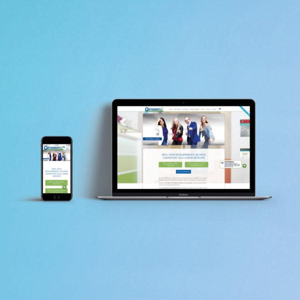 Zahnarzt Webdesign Kfo Praxis Marketing